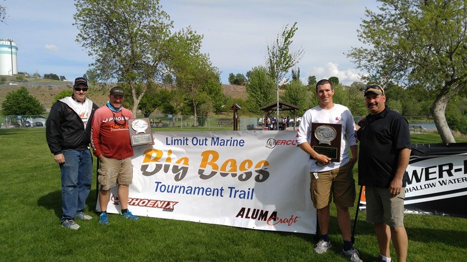 Limit Out Performance Marine Big Bass Trail